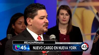 En Un Minuto Houston: Renuncia superintendente de HISD para irse a Nueva York a ocupar el cargo de regente del distrito escolar de esa ciudad