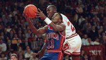 Jordan dijo que no jugaría en el Dream Team si estaba Isiah Thomas