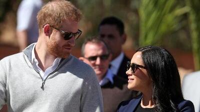Así se preparan los londinenses para celebrar el nacimiento del bebé de Harry y Meghan