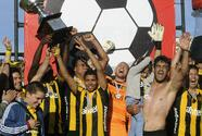 Peñarol, campeón del torneo Apertura uruguayo
