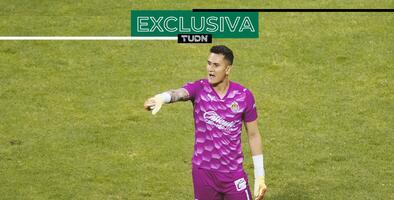 El título, una 'condición' para que Raúl Gudiño pueda irse de Chivas