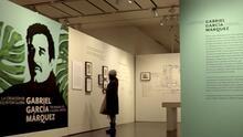 Gabriel García Márquez de puño y letra en una exposición que muestra el archivo personal del escritor