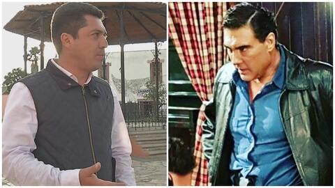 Exclusiva: Alcalde confirma la nueva cachetada de Eduardo Yáñez en una grabación en Zempoala, México