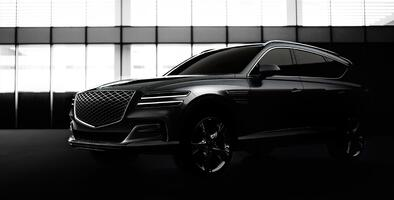 Así se ve el Genesis GV80 2020, el primer vehículo utilitario de la joven marca de lujo