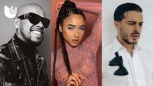 Uforia #NewMusicFriday Picks: ¡No hay nada mejor que un viernes con música nueva!