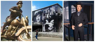 Museos, esculturas, calles y estrellas: estos son los monumentos que han inmortalizado a Pedro Infante