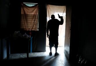 La violencia en San Pedro Sula: la ciudad donde se formó la caravana de migrantes (fotos)