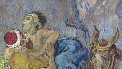 Más de 50 obras de Van Gogh componen una exposición en Houston que presenta el lado menos conocido del artista