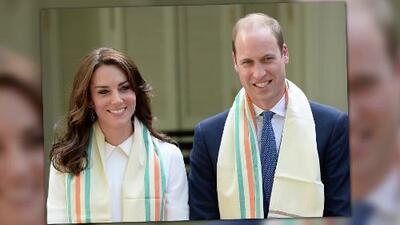 La visita del Príncipe William y Kate Middleton a la India
