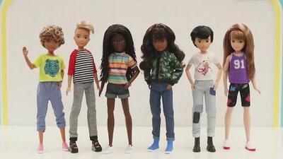 Mattel lanza una nueva línea de juguetes de género inclusivo