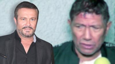 Arturo Peniche no quiere opinar del robo a la casa de Juan Osorio (aunque él mismo fue víctima del hampa)