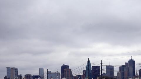 Lluvias intensas y probabilidad de inundaciones repentinas en el Metroplex para este viernes