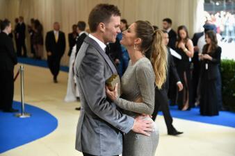 En fotos: La exitosa vida de Tom Brady, 41 años de una leyenda vigente de la NFL