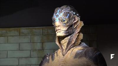 Guillermo Del Toro's monsters have arrived in Jalisco