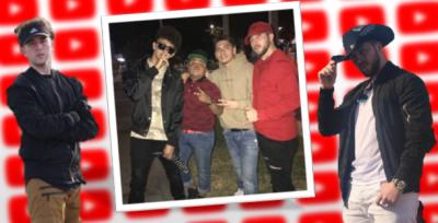 Ellos son 'Hot Spanish' y Ben 'El Gringo', los amigos de 'El Pirata de Culiacán'