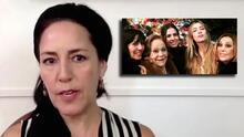 Stephanie Salas cuenta cómo han vivido las mujeres de la familia Pinal la pandemia por el covid-19