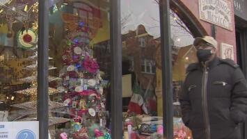 Con este concurso buscan promover e impulsar a los pequeños negocios de Pilsen en la época festiva