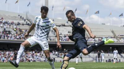 Copa MX Torneo de Apertura 2015: UNAM vs. Jaguares