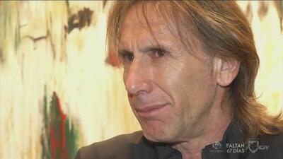 """Ricardo Gareca: """"El juego contra Uruguay es fundamental"""""""