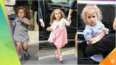 Ya pasaron 10 años: mira cómo ha crecido Emme Muñiz, la hija de JLo y Marc Anthony