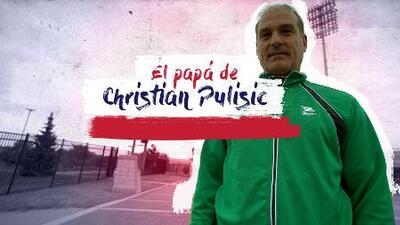 Mark Pulisic, el papá del fútbol en los Estados Unidos