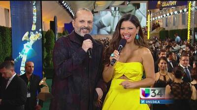 ¡Fashionometro de los Latin Grammy!