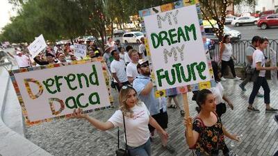¿Es factible que el Congreso apruebe la nueva propuesta a favor de los Dreamers y beneficiarios del TPS?
