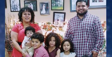 """Me dijo que estaba respirando mejor"": Madre hispana muere por coronavirus luego de dar a luz a su sexto hijo"