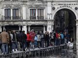 Esta nueva barrera contra inundaciones intentará salvar a Venecia de su fin