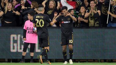 En fotos: Carlos Vela y LAFC extienden su buena racha ante el FC Cincinnati