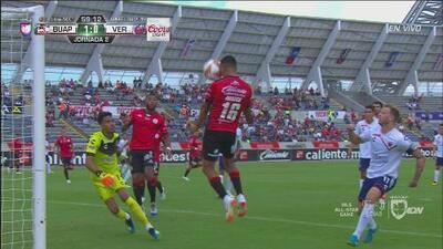 Orozco se perdió el segundo de Lobos ante Veracruz