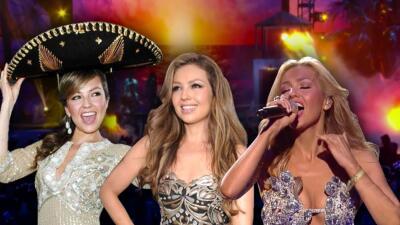 Thalía en Premios Juventud: las tres veces en que deslumbró con su presencia