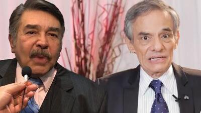 Jorge Ortiz de Pinedo confía en que su amigo José José esté bien y desestima los reportes sobre su salud