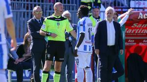 Nuevo caso de racismo en el fútbol, ahora en la Serie A
