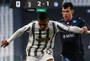 CR7 y Dybala amargan partido 50 de 'Chucky' Lozano en Serie A