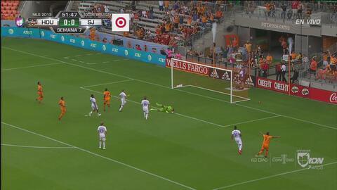 Alberth Elis abre el marcador y pone la ventaja para el Dynamo
