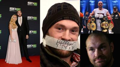Tyson Fury, el campeón unificado del peso pesado que es rey de la polémica
