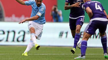 David Villa y Andrea Pirlo eclipsan en Yankee Stadium en victoria 5-3 de New York City FC sobre el Orlando City de Kaká