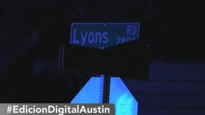 Sospechosos disparan a muerte contra un adolescente en Austin