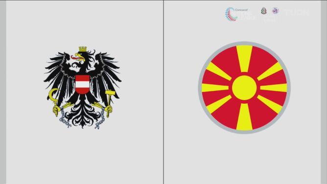 Austria 2-0 Macedonia – Resumen y goles – Grupo G - Clasificación a la Eurocopa
