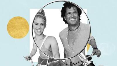 El secreto del éxito: la fusión de Shakira y Carlos Vives al crear 'La bicicleta' que ganó el Latin GRAMMY 2016
