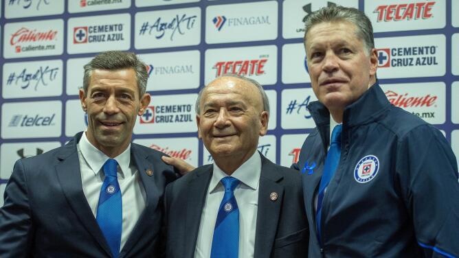 Celebración y cuenta nueva: presidente de Cruz Azul considera que ya hay que pensar en Pumas