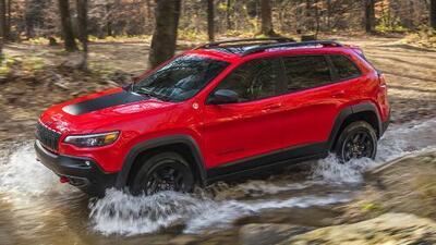 Jeep Cherokee 2019 con nuevo motor turbo