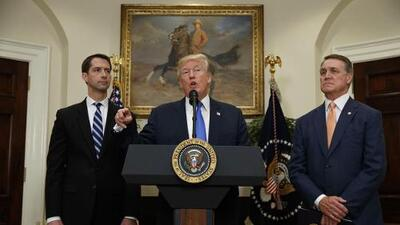 What does Trump mean when he talks about 'chain migration'?