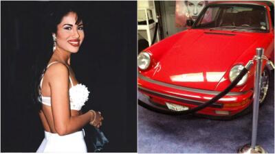 Te presentamos el Porsche 911 Targa, el carro favorito de Selena Quintanilla