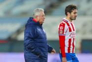 """Vucetich ironizó sobre autogoles de Chivas: """"Esos goles también los metió el equipo"""""""