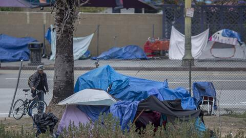 Los indigentes podrán dormir en las calles sin miedo a ser arrestados