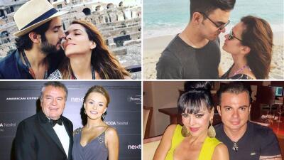 Para el amor no hay edad y estos famosos de telenovela lo saben