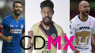 ¿CDMX power? América, Cruz Azul, Pumas y... Santos por su clasificación en la Jornada 15