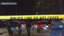 Un hombre amenaza a su familia con un cuchillo y muere de un disparo a manos de la policía